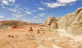 Rockowa formacja, Arizona Obraz Stock