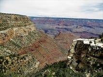 Rockowa formacja Grand Canyon zdjęcia stock