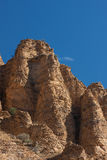 Rockowa formacja w Khosrov parku Zdjęcie Royalty Free