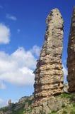 Rockowa iglica Obraz Stock