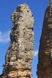 Rockowa iglica Zdjęcia Stock