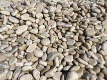 Rockowa plaża Zdjęcia Royalty Free