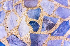 Rockowa podłoga Zdjęcia Stock