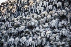 Rockowa powierzchnia Obrazy Stock
