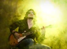 rockowa rolka Zdjęcie Royalty Free