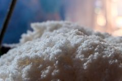 Rockowa sól Obrazy Stock