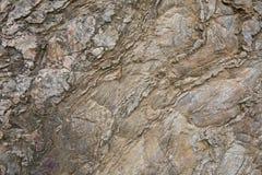 Rockowa tło tekstura z diagonalnym naturalnym wzorem Obraz Stock