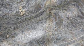Rockowa tło tekstura z zawijasem i naturalnym wzorem Obraz Royalty Free