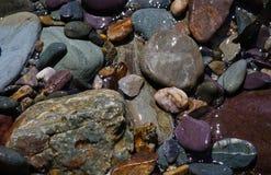 Rockowi basenów klejnoty Obraz Stock