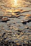 Rockowi basenów odbicia Zdjęcie Royalty Free