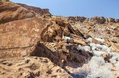 Rockowi cyzelowania Obraz Stock