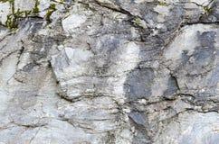 Rockowi gór tła Zdjęcia Royalty Free
