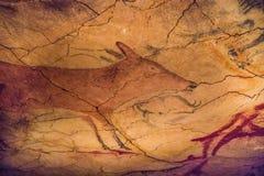 Rockowi obrazy w jamie zdjęcie royalty free