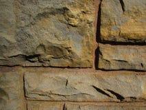 rockowy ściana wzoru tło Obraz Royalty Free