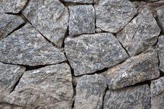 Rockowy ścienny tła zakończenie up Fotografia Royalty Free