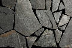 Rockowy ścienny tło Obrazy Royalty Free