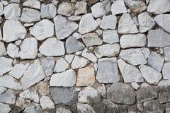 Rockowy ścienny tło Obraz Stock