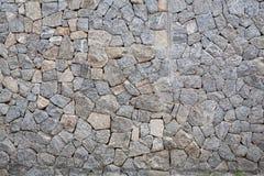 Rockowy ścienny tło Fotografia Royalty Free