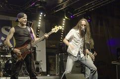 Rockowy Dobry europo Zdjęcia Royalty Free