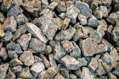 Rockowy kamienny tło z ciepłym brzmieniem Fotografia Royalty Free