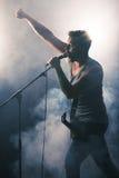 Rockowy koncert zdjęcia stock