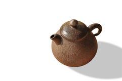 Rockowy Kopalny Teapot w Tajwan Obrazy Royalty Free