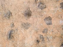 Rockowy nawierzchniowy kolor i tekstura Zdjęcie Stock