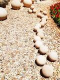 Rockowy ogród fotografia stock