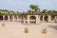 Rockowy ogród, Chandigarh Zdjęcie Royalty Free