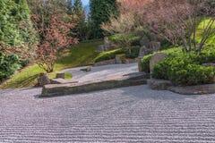 Rockowy ogród symbolizuje przyszłość Obraz Royalty Free