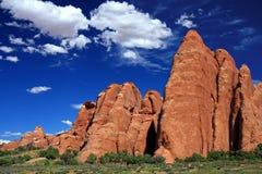rockowy piaskowiec Zdjęcie Royalty Free