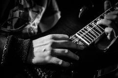 Rockowy przedstawienie żywy w Włochy Fotografia Stock