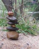 Rockowy równoważenie Zdjęcie Stock