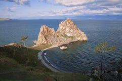 Rockowy szamanu kamień Zdjęcie Stock