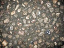 Rockowy tło Fotografia Stock