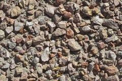 Rockowy weall Fotografia Stock
