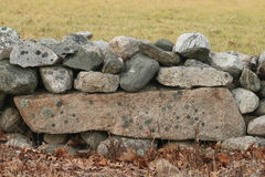 Rockowy weall Obrazy Royalty Free