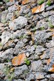 Rockowy weall Zdjęcie Royalty Free