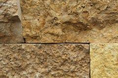 Rockowy weall obraz stock