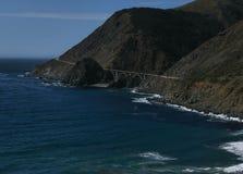 Rockowy zatoczka most Fotografia Royalty Free