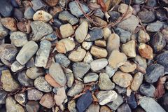 Rockpattern Royalty Free Stock Photo