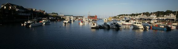 Rockport, μΑ Στοκ Εικόνες