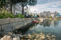 Rockport, μΑ Στοκ Εικόνα