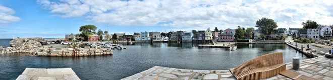 rockport Obraz Royalty Free