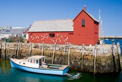 Rockport Royalty Free Stock Images