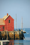 Rockport. Scenic Rockport Massachusetts Stock Image