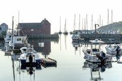 Rockport Haror, μΑ Στοκ εικόνες με δικαίωμα ελεύθερης χρήσης