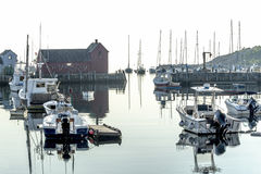 Rockport Haror, MA Royalty Free Stock Images