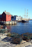Rockport, Massachusetts lizenzfreies stockbild