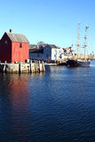 Rockport, Massachusetts Royalty Free Stock Images